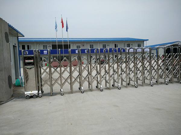 杭州伸缩门尺寸