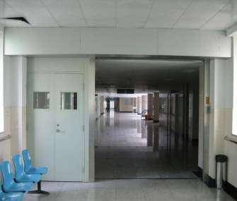 医院防火门安装