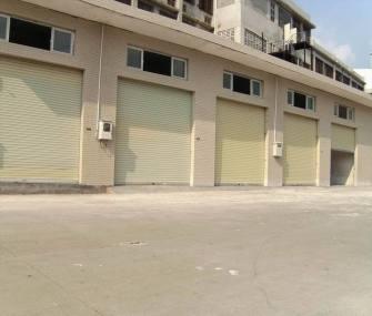 杭州电动卷闸门工程案例