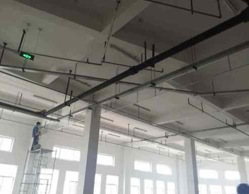 杭州挡烟垂壁工程案例