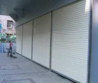 杭州小区型材门安装