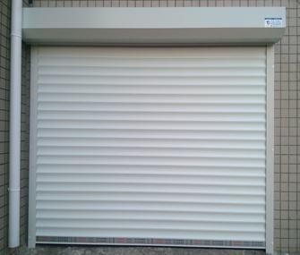 杭州型材门安装