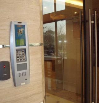 楼宇对讲专业安装案例