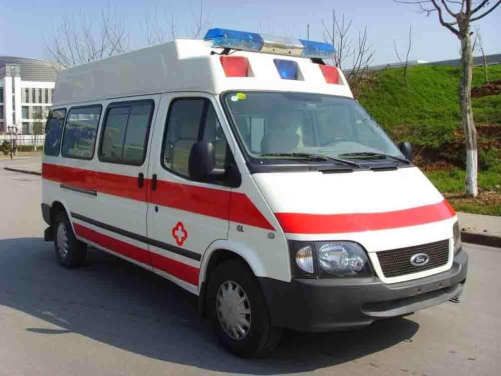 贵州救护车