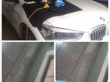 新X1玻璃裂痕修復