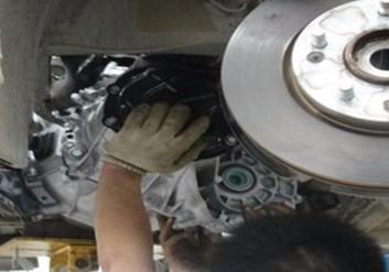 西福变速箱维修安装指导