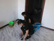 杭州新房保洁现场案例