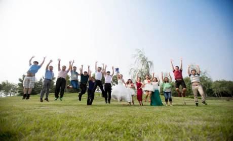 余姚婚礼摄影团队