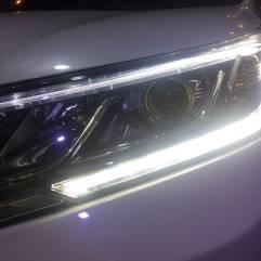 东莞南城亮点改灯,15CRV升级GTR海拉五+进口飞利浦安定+进口欧司朗灯泡