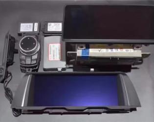 宝马原厂升级 换大屏 后排娱乐 EVO主机