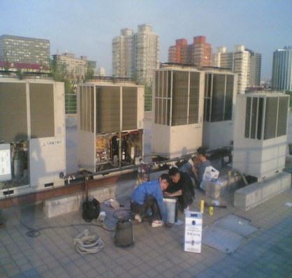 下城区专业空调拆装