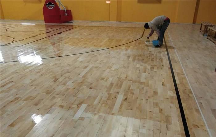 地板保养1