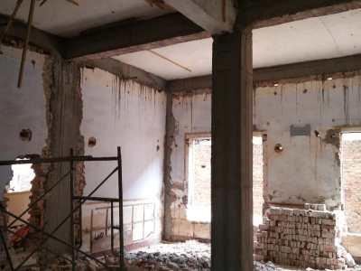 旧房改造施工