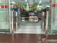 超市感应门案例