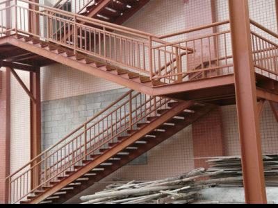 钢结构阁楼制作安装