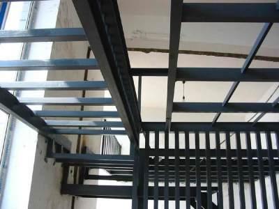 钢结构阁楼案例