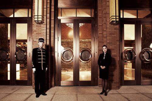 上海高端保安服务