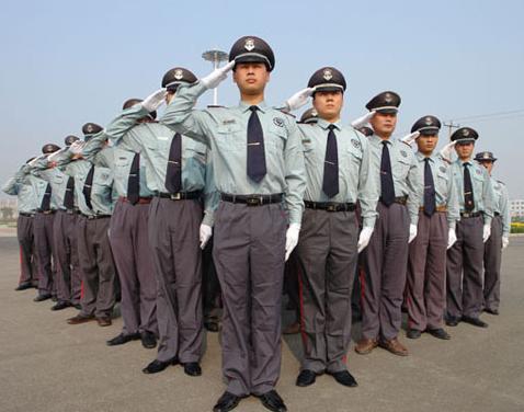 上海保安安保服务