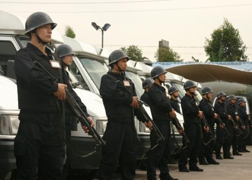 上海保安押运服务