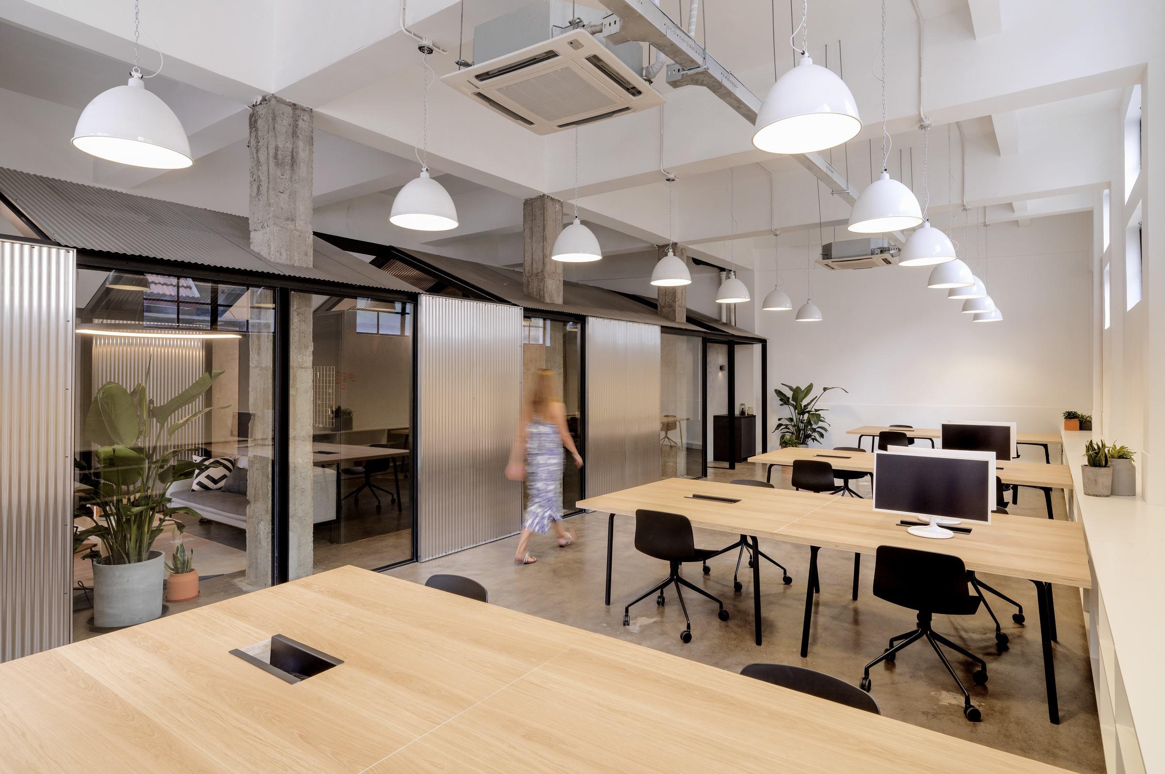 上海辦公司設計