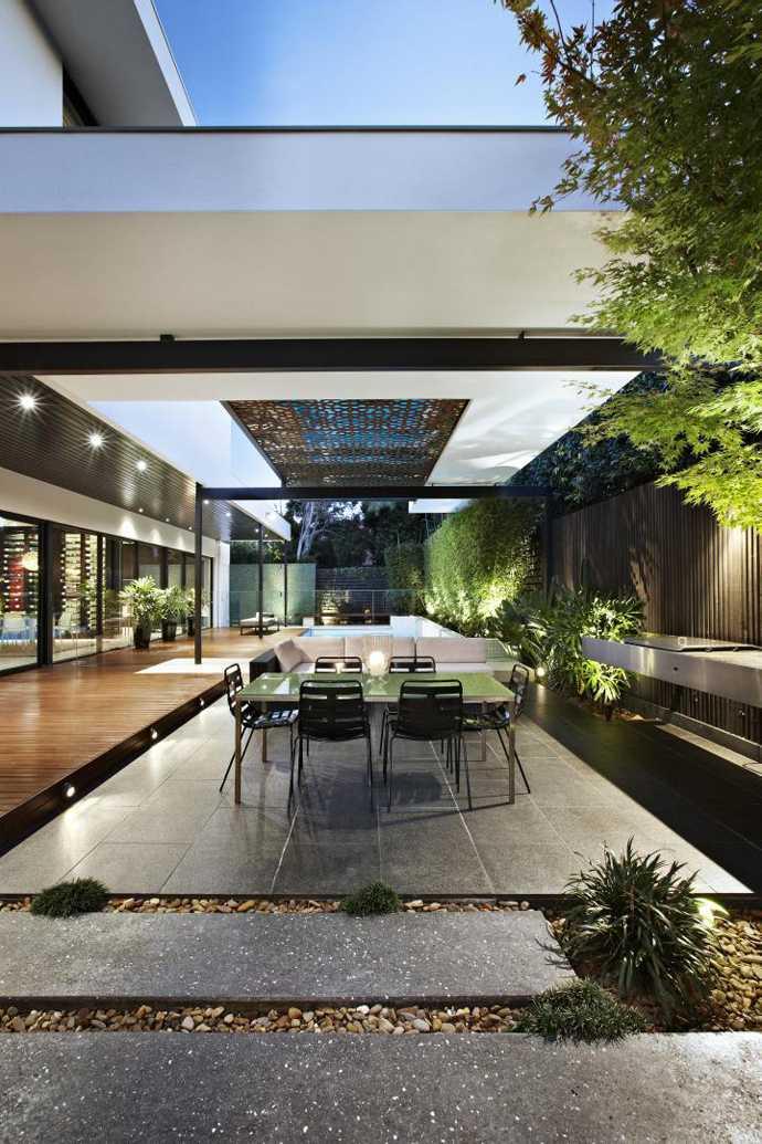 上海別墅庭院設計
