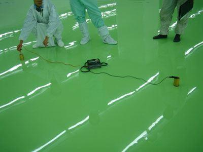FRP防腐积层涂装地坪