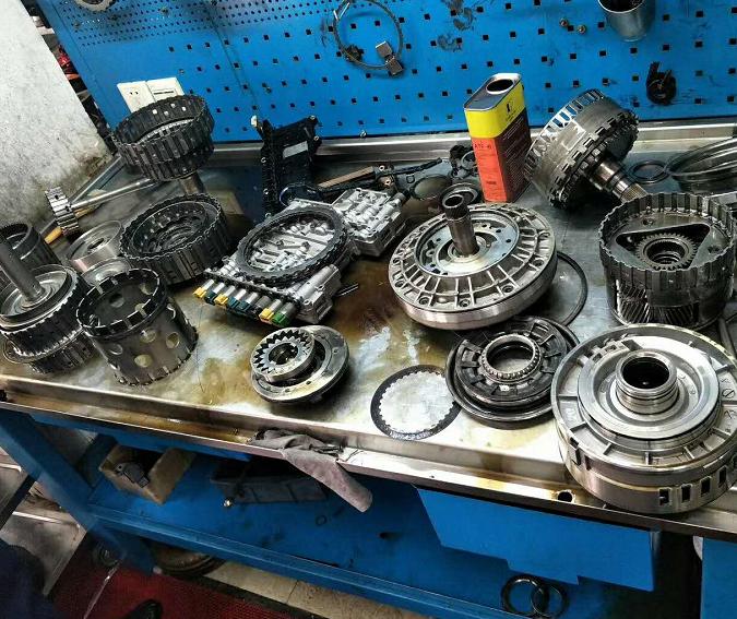 变速箱维修