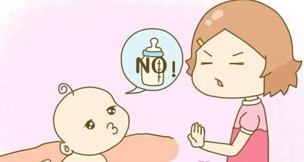 宝宝断奶后常遇这些问题