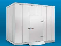 小型凍庫3D設計案例