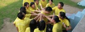 宁波海珠山拓展训练基地