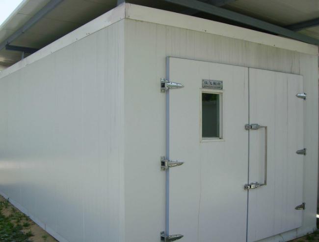 小型凍庫成功建造案例
