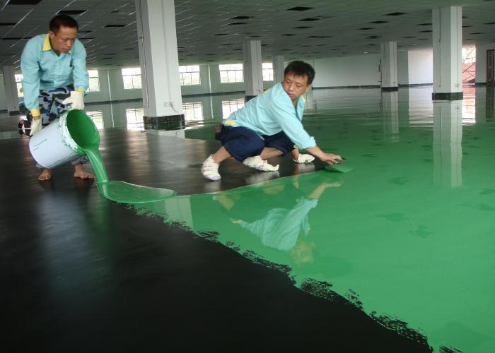 杭州环氧地坪哪家好
