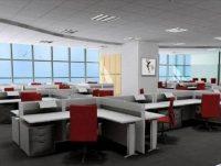 宁波办公室装修案例