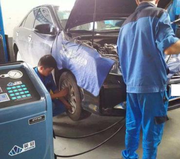 丰田汽车变速箱维修