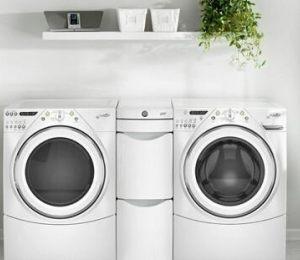 洗衣机清洗前后对比案例