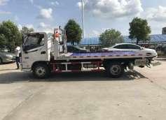 乌鲁木齐道路救援-志高拖车救援车辆