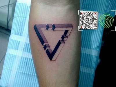 纹身就纹立体图案,郑州纹身哪家好