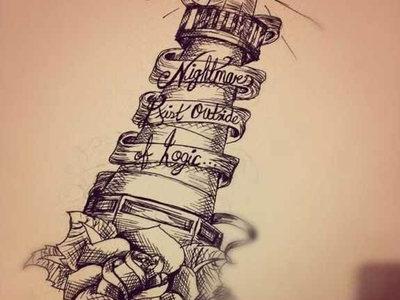好看的纹身图案,郑州纹身学徒