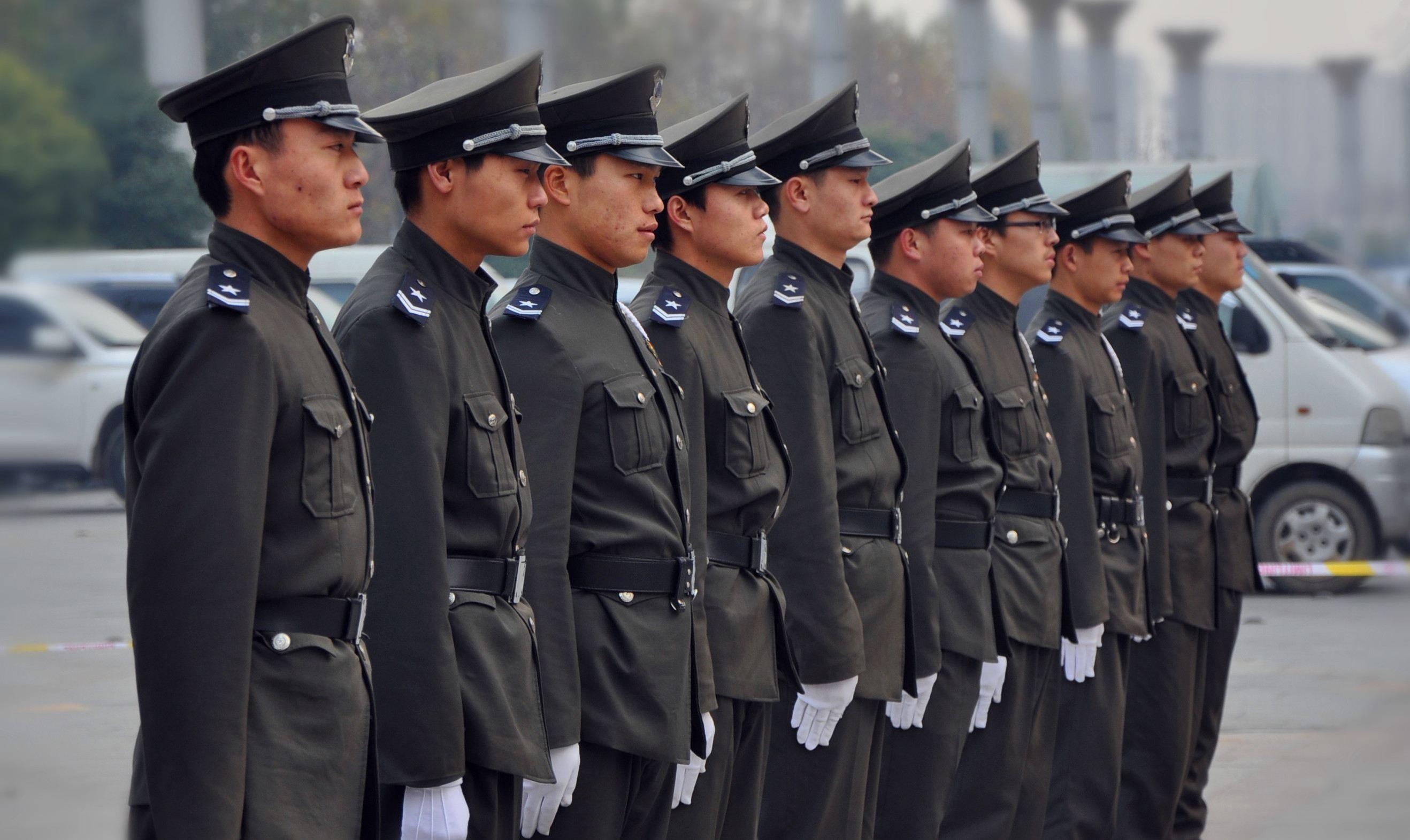 上海小区护卫服务