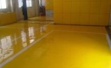 怎样检测环氧地坪漆漆膜的耐冲击性能?