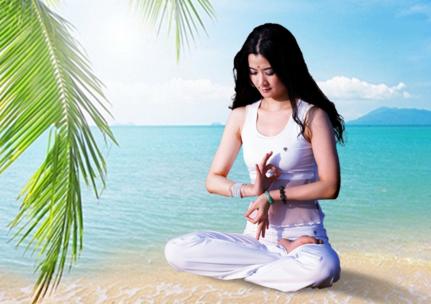 太原瑜伽教练培训