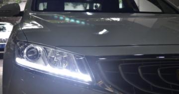 车灯保养维护需注意 三步搞定