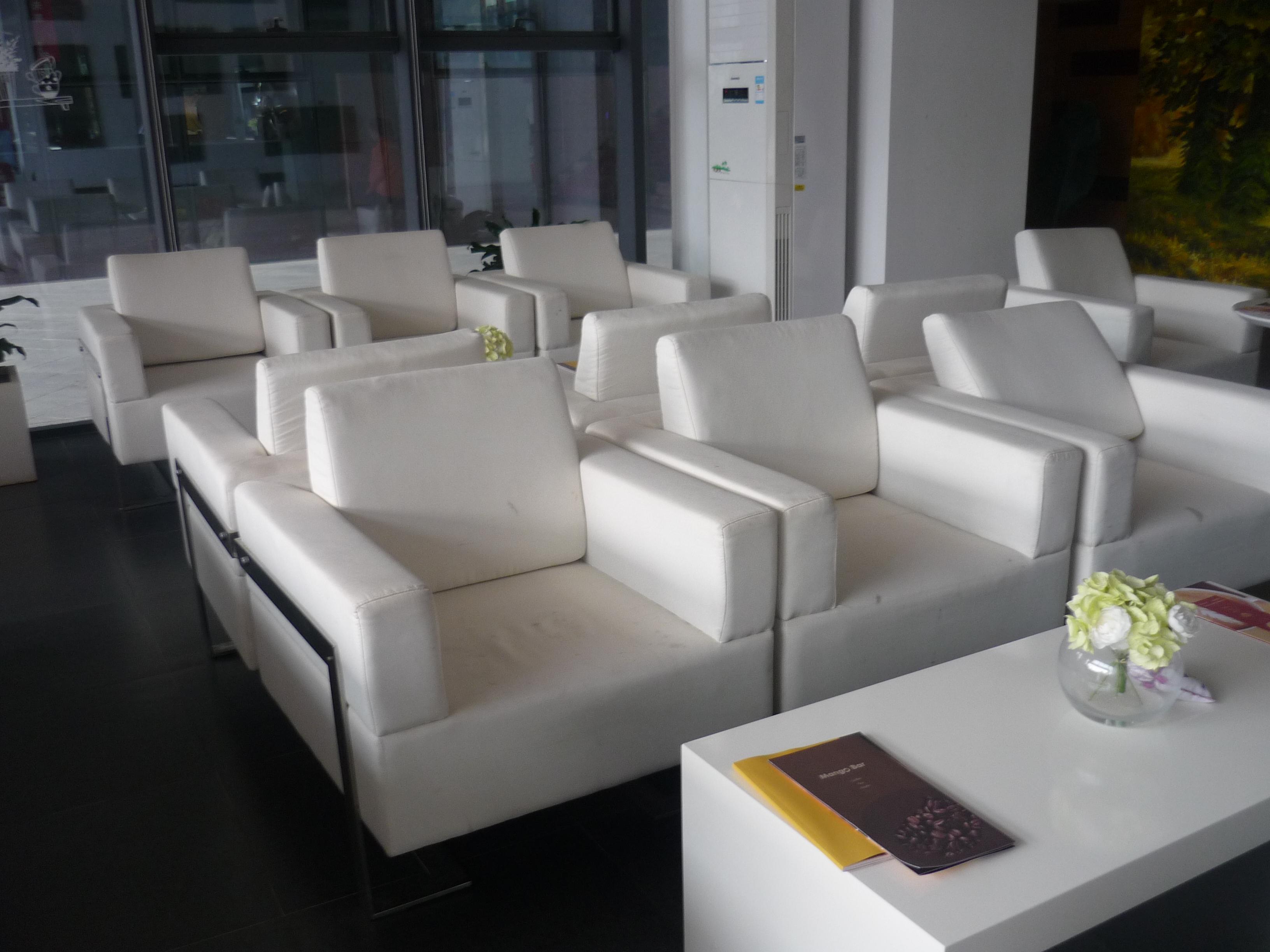 会客厅沙发案例