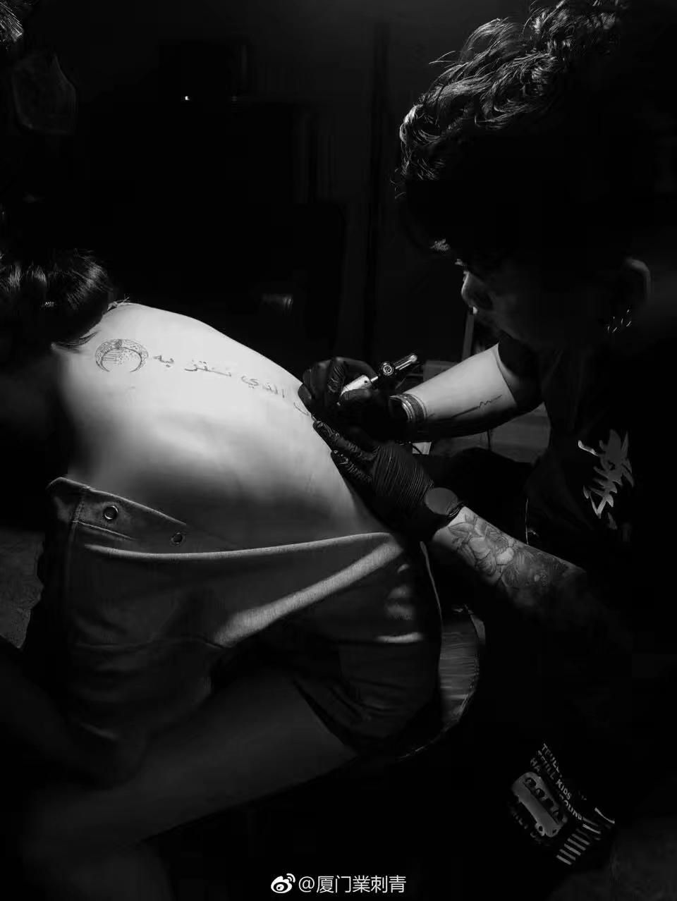 厦门纹身环境,安全卫生的纹身工作室