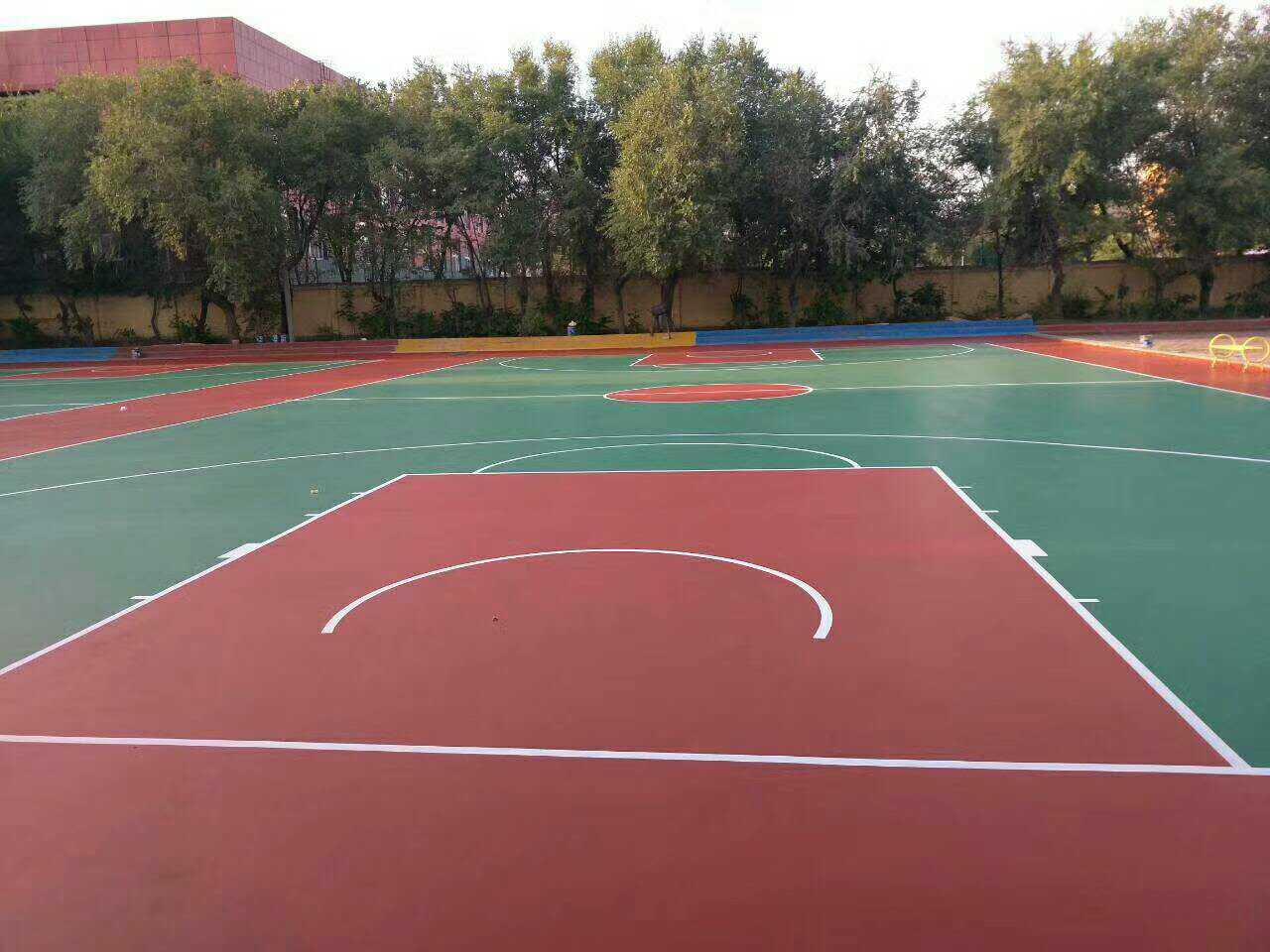 扬州旧环氧地坪漆去除方法