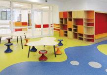  PVC儿童地板