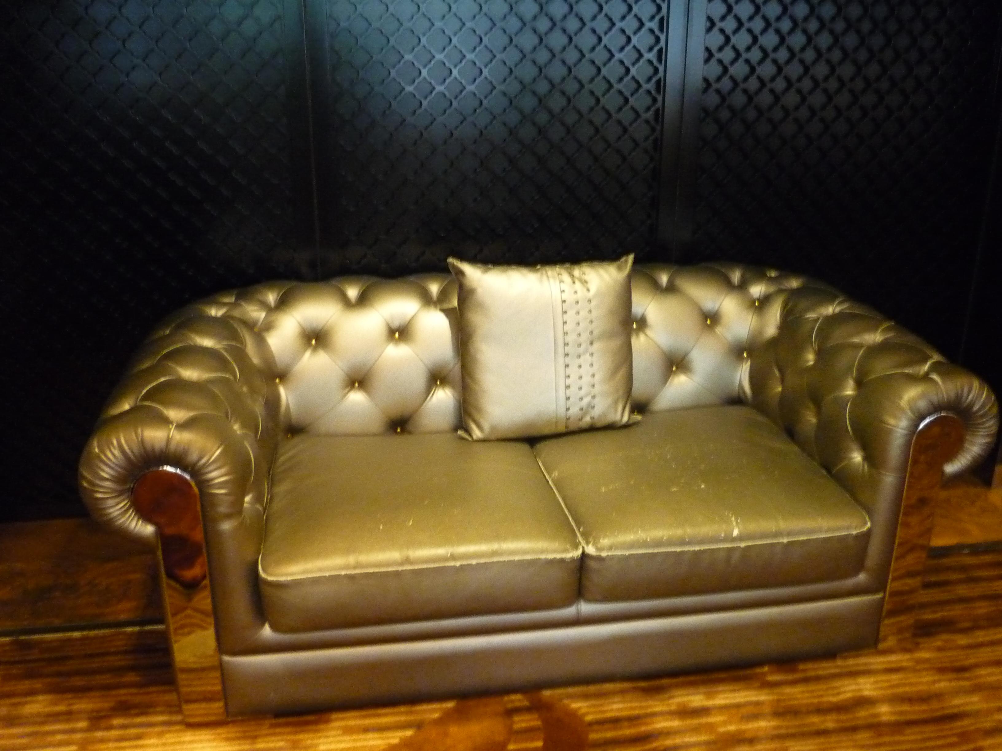 沙发翻新个案