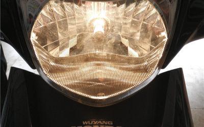 摩托车升级双光透镜氙气灯