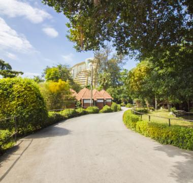 泰國芭提雅天堂島spa度假村