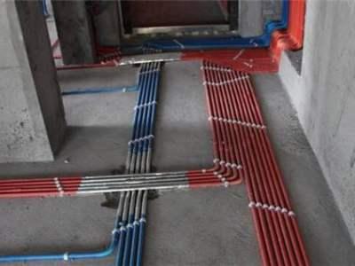 萧山水电安装